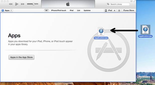Install Your Using Itunes Yudu Publisher Help Desk