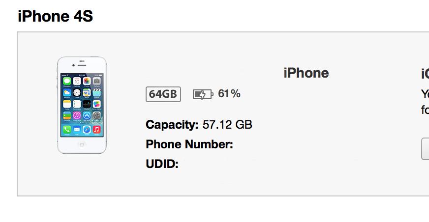 Get My UDID Using iTunes – YUDU Publisher Help Desk